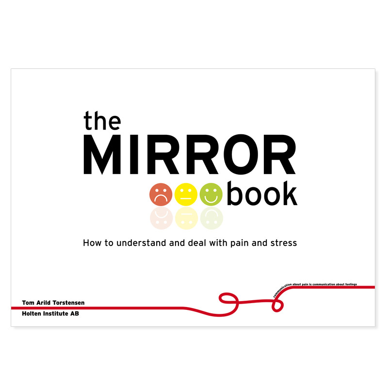 The mirror book holten institute for Mirror books